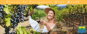CA Wine Month Banner