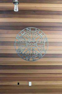 Iron Hub Winery Tasting Room Mixed Media