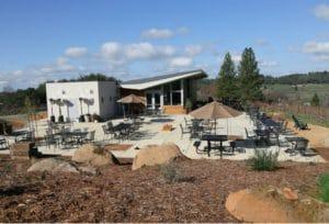 Iron Hub Winery Patio