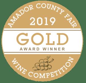 Amador County Fair Gold Medal 2019