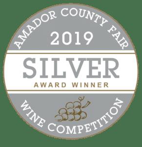 Amador County Fair Silver Medal 2019