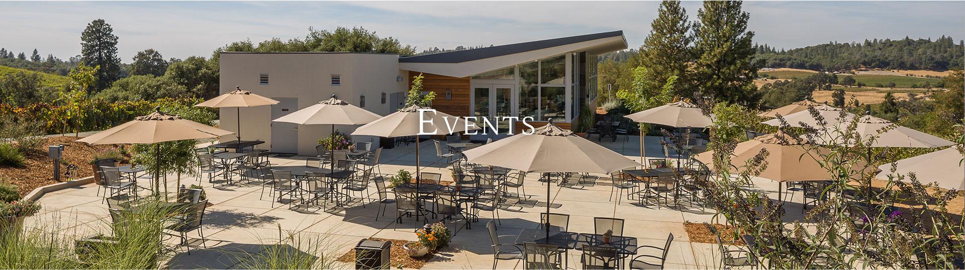 Iron Hub Winery Events