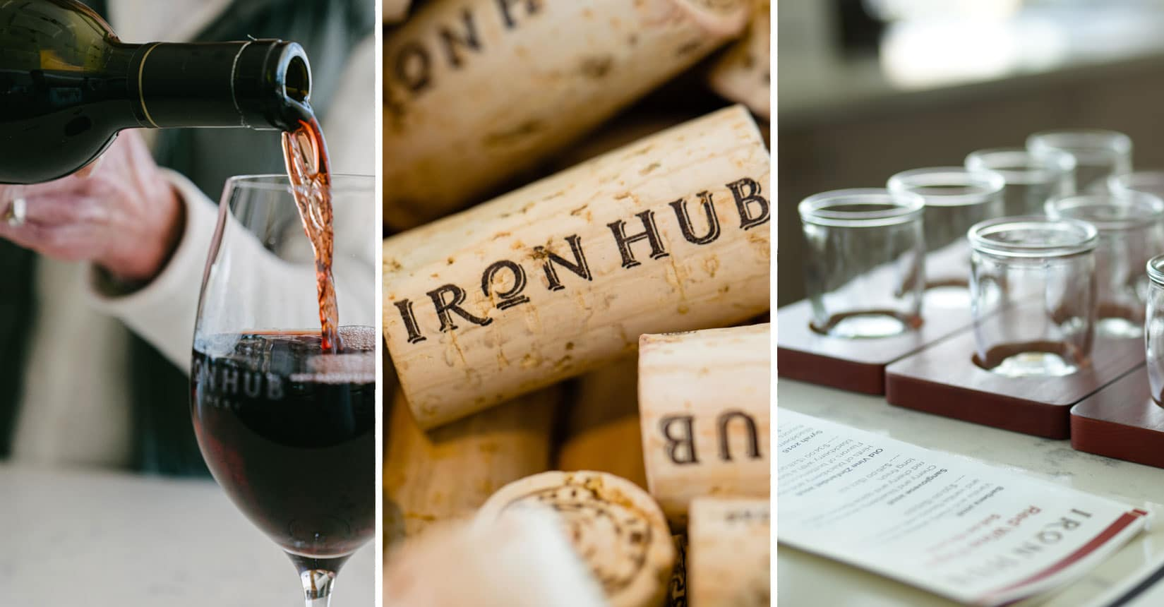 Iron Hub Winery Visit