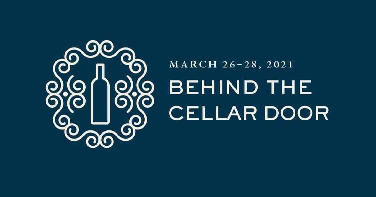 behind the cellar door 2021 event