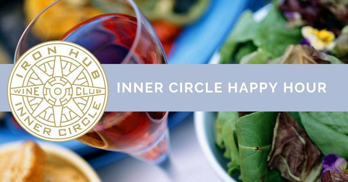 Inner Circle Happy Hour 2021