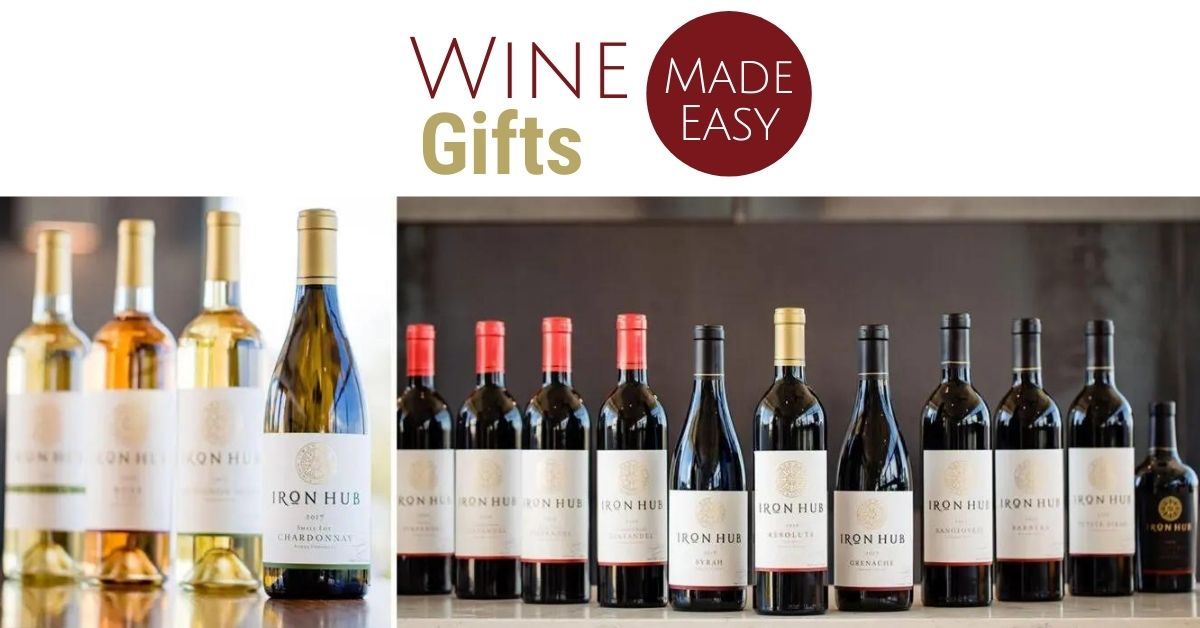 Wine Gifts Made Easy