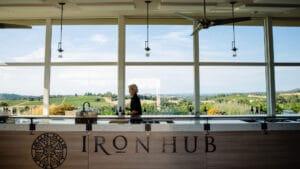 Iron Hub Winery Tasting Room